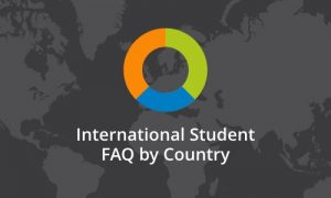 International Student FAQ By Country