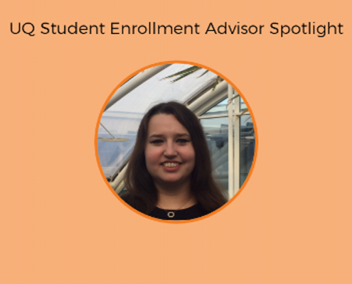 Carmel - UniQuest student enrollment advisor